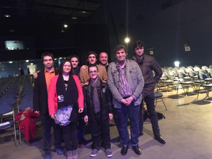 2015-12-10 - Pessac