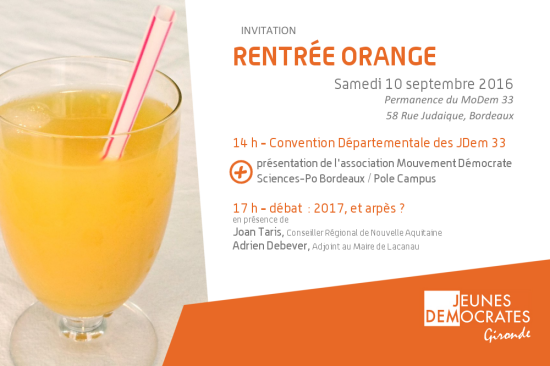 invitation rentree orange -2