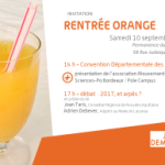 invitation rentree orange -3